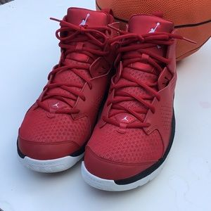 Jordan Ace23 II Red Black White Basketball Sneaker